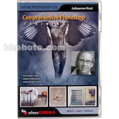 Software Cinema DVD: Comprehensive Photoshop CS3 Training by Julianne Kost (3 Discs)