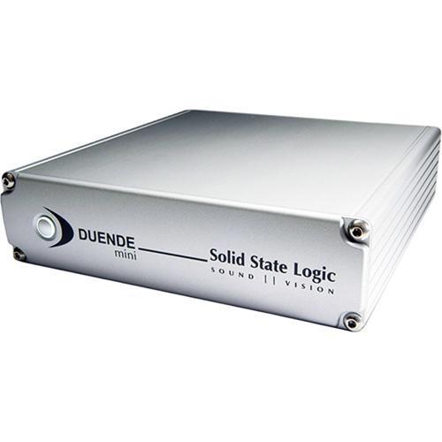 Solid State Logic Duende Mini - 32-Channel DSP Processor