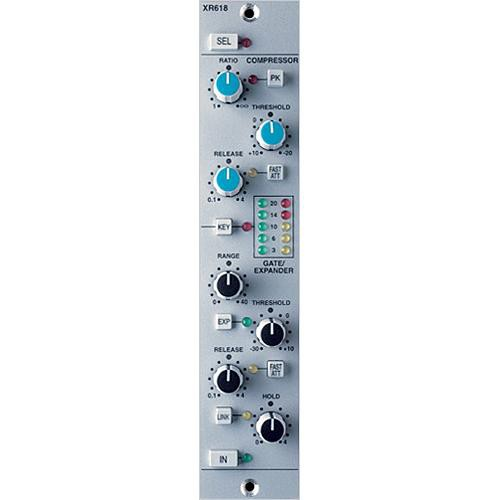 Solid State Logic X-Rack Dynamics Module