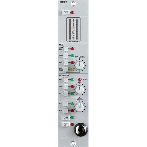 Solid State Logic X-Rack Master Bus Module