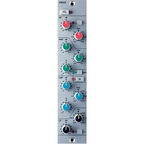 Solid State Logic X-Rack Channel EQ Module