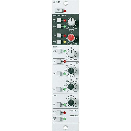 Solid State Logic X-Rack VHD Mic Amp Module