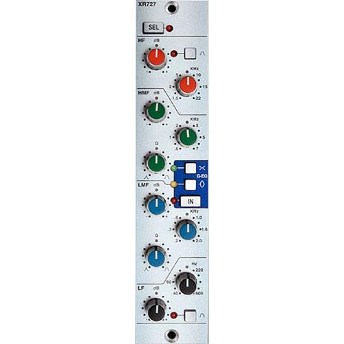 Solid State Logic X-Rack Stereo EQ Module