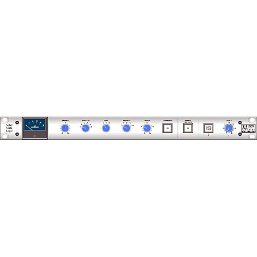 Solid State Logic XLogic G Series  Compressor - Stereo Compressor