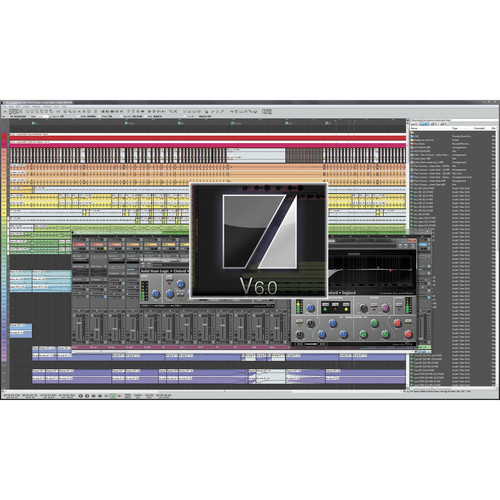 Solid State Logic Soundscape V6 - High Performance DAW