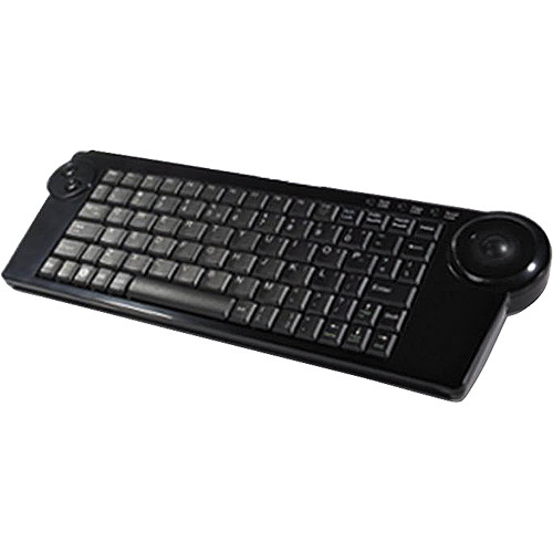 Solidtek Super Mini RF Keyboard with Trackball