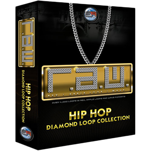 Sonic Reality R.A.W. Hip Hop Diamond Royalty-Free Loop Collection (Download)