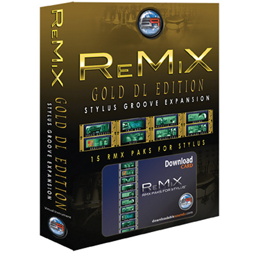 Sonic Reality ReMiX Gold Edition