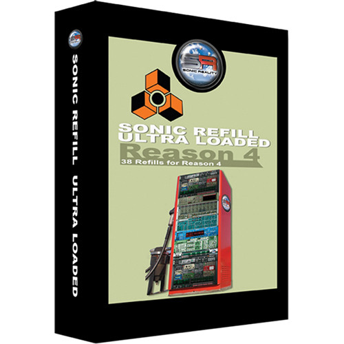 Sonic Reality Ultra Loaded Refill Loop Collection (Download)