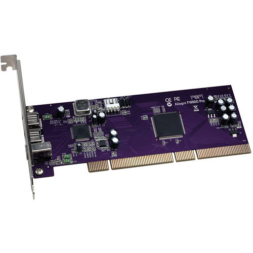 Sonnet Allegro FireWire-800 PCI Host Card