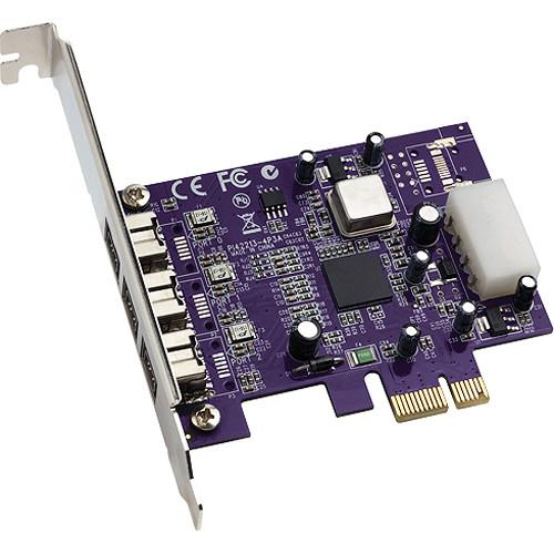 Sonnet Allegro FireWire 800 PCIe Card (3-Port)