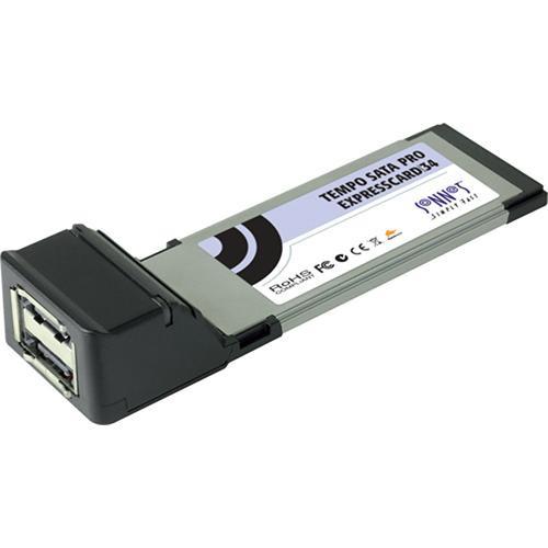 Sonnet Tempo SATA Pro ExpressCard/34 eSATA Controller