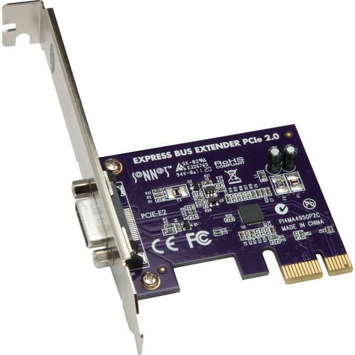 Sonnet PCIe 2.0 x1 Bus Extender Card for Desktop Computers