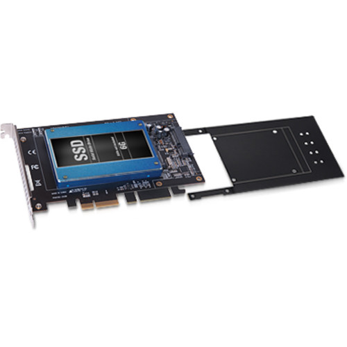 """Sonnet Tempo 6Gb/s SATA PCI Express 2.5"""" Solid State Drive Card"""