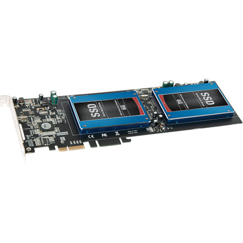 "Sonnet Tempo Pro 6Gb/s SATA PCI Express 2.5"" Solid State Drive Card"