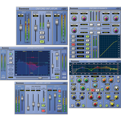 Sonnox Broadcast Production Plug-In Collection (Native)