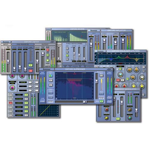 Sonnox Elite Plug-In Collection (TDM)