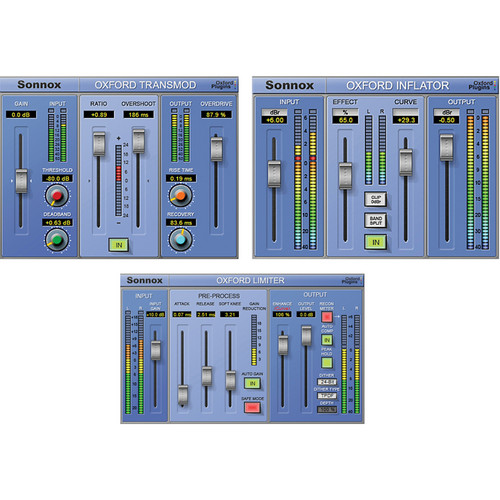 Sonnox Enhance Plug-In Collection (Native)