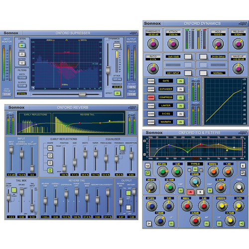 Sonnox Essential Plug-In Collection (TDM)