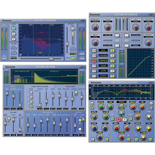 Sonnox Essential Plug-In Collection (Native)