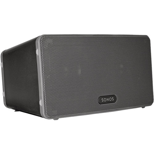 Sonos PLAY:3 Wireless Speaker (Black)