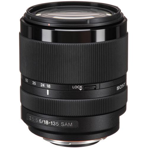 Sony DT 18-135mm f/3.5-5.6 SAM Lens