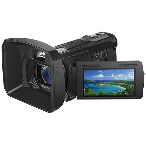 Sony 32GB HDR-CX740VE High Definition Flash Memory Camcorder (PAL)
