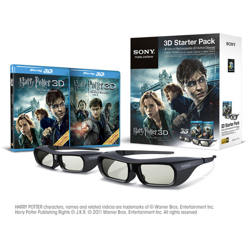 Sony Harry Potter 3D Starter Pack
