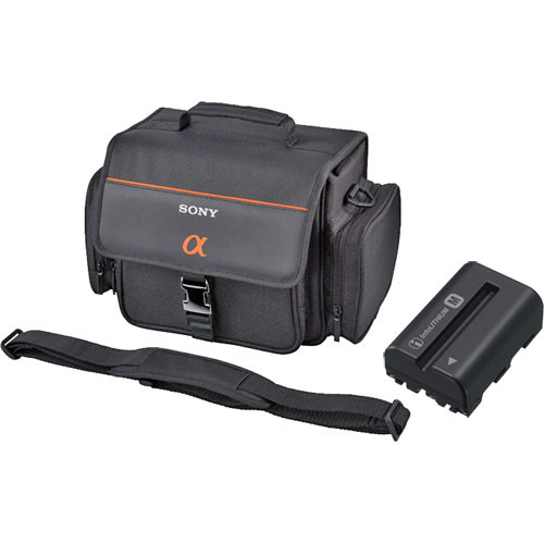 Sony ACC-AMFM11 Accessory Kit for Sony alpha DSLR-A700 Digital Camera