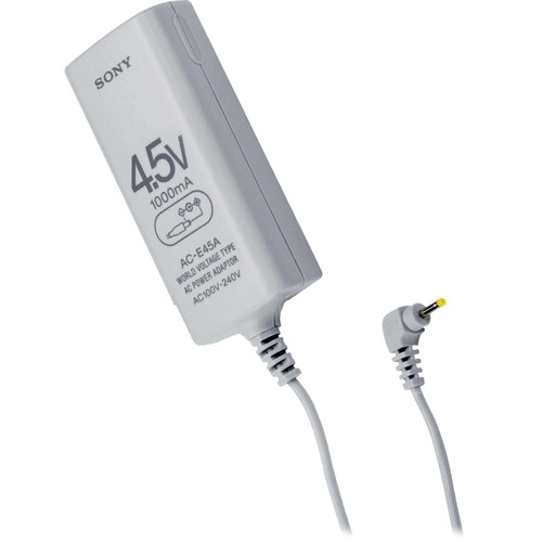Sony AC-E45A - Worldwide AC Power Adapter