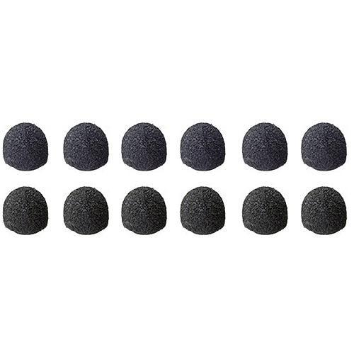 Sony ADC77B - Set of 12 Black Windscreen Kit