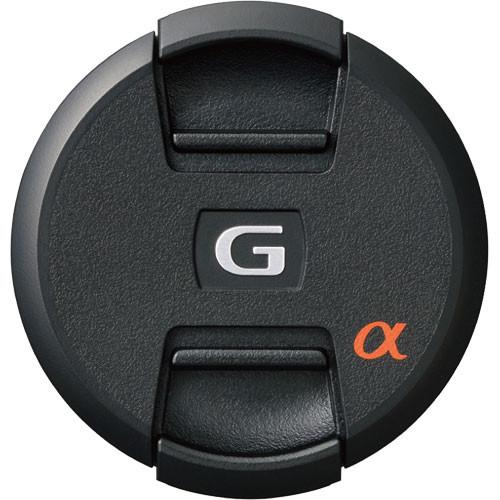 Sony ALC-F62G 62mm Front Lens Cap for Alpha SLR Lenses (with G Logo)