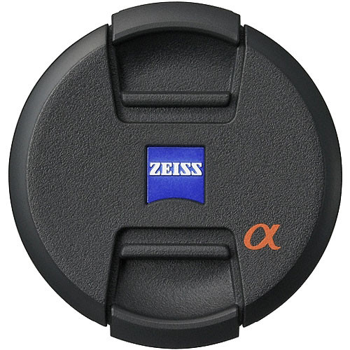 Sony ALC-F72Z 72mm Front Lens Cap for Alpha SLR Lenses (with Zeiss Logo)