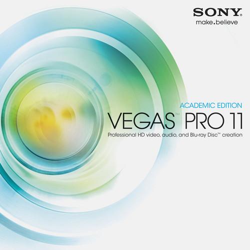 Sony Vegas Pro 11 (Academic Pricing)