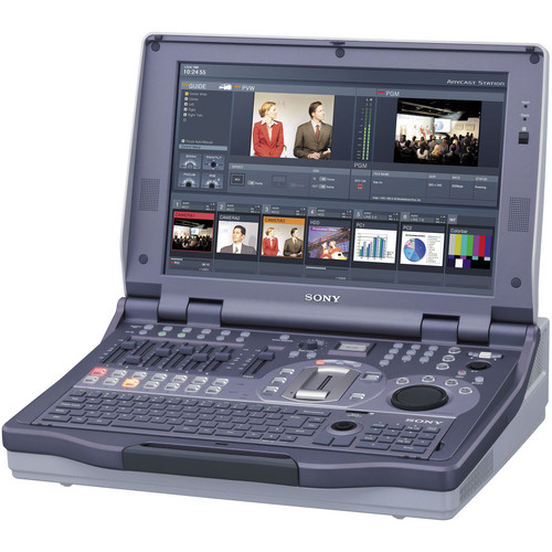 Sony AWS-G500E Anycast Station Live Content Producer w/out Interface Module