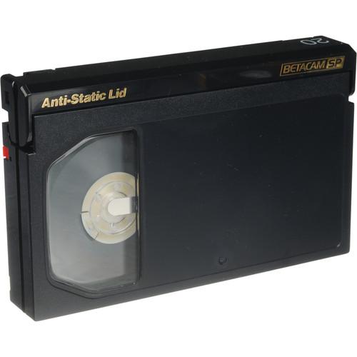 Sony BCT-20MA Betacam SP Cassette (Small)