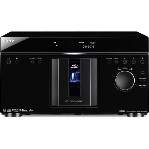 Sony BDP-CX960 400 Disc Blu-ray/DVD/CD MegaChanger