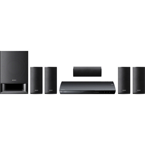 Sony BDV-E390 5.1 Channel 3D Blu-ray Home Theater System