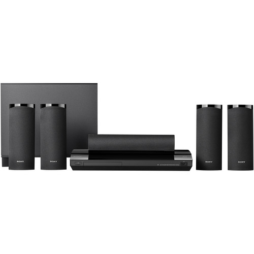 Sony BDVE580 3D Blu-ray Home Theater System