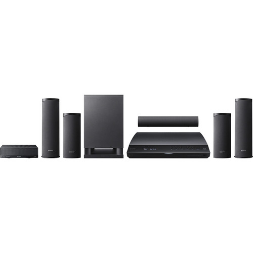 Sony BDVE780W 3D Blu-ray Home Theater System