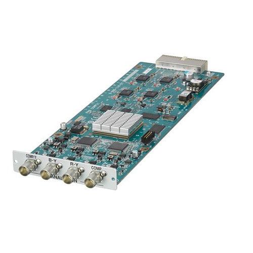 Sony BKDF-911 SD Analog Input Board for DFS-900M Switcher