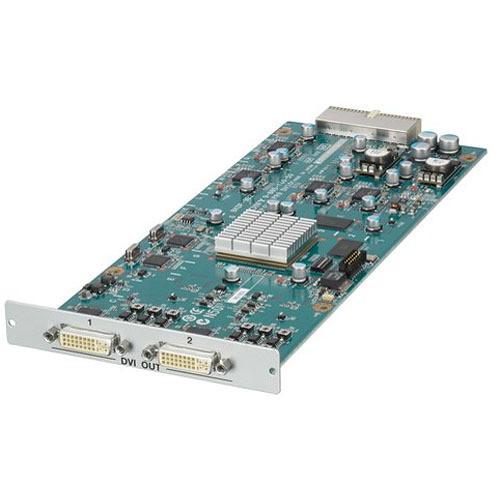 Sony BKDF-962 DVI-I Output Board for DFS-900M Switcher