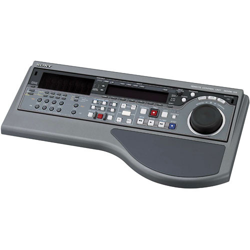 Sony BKDW-101 Remote Control-Panel for DVW-2000 and M2000 VTRs