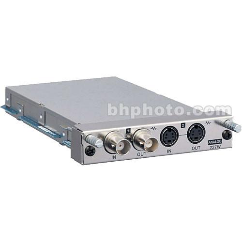 Sony BKM227W Input Adapter