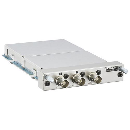 Sony BKM244CC HD/SD-SDI Closed Caption Input Module for LMD Series Monitors