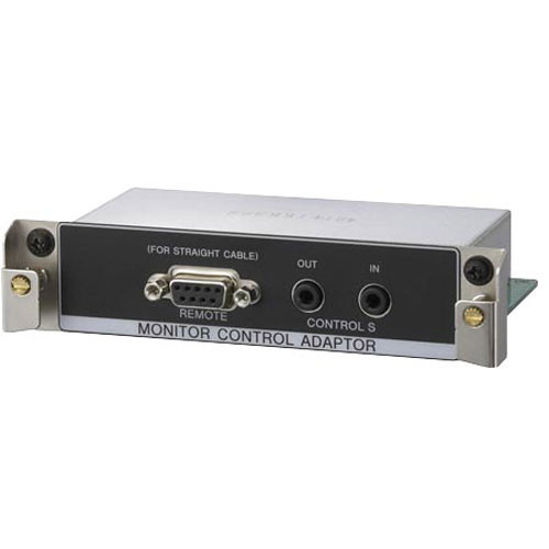 Sony BKMFW21 Control Input Adapter for GXDL52H1 Ruggedized LCD