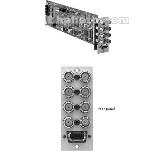 """Sony BKPF-L608C SDI Component Video Synchronizer Board for PFV-L10 19"""" Rack Mountable Compact Interface Unit"""