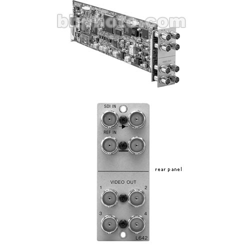 Sony Sony BKPFL642 SDI (525/625 Line) to NTSC/PAL Composite Conversion Board
