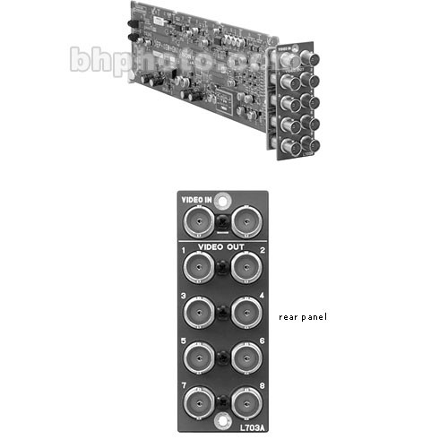 Sony Sony BKPFL703A 8 Output Composite Distribution Board