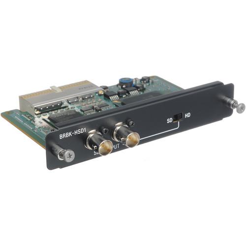 Sony BRBKHSD1 HD/SD-SDI Output Card for BRC-Z700 PTZ Camera